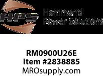 HPS RM0900U26E IREC 900A 0.026MH 60HZ EN Reactors