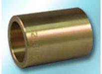 BUNTING CBM070080090 70 x 80 x 90 C93200(SAE660) Metric Plain Bearing C93200(SAE660) Metric Plain Bearing
