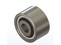 PCI PTRY-3.50 PLAIN TRACK ROLLER YOKE STYLE BEARING PLAIN 3.50 DIAMETER