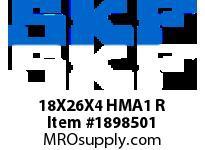 SKFSEAL 18X26X4 HMA1 R SMALL BORE SEALS