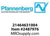 Pfannenberg 21464631004 POL 2000R-B Aviation Obstruction Light FAA Type L-864 ETL Certified ICAO Medium Intensity Typ