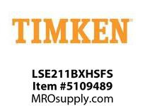 TIMKEN LSE211BXHSFS Split CRB Housed Unit Assembly