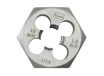 "IRWIN 6638 10.0 mm - 1.00 mm HCS Hex 1"" Acros"