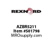 AZBR5211 FLANGE CARTRIDGE BLK W/ND 6893220