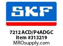 SKF-Bearing 7212 ACD/P4ADGC