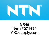 NTN NR40 BRG PARTS(OTHERS)