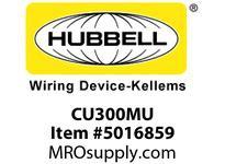 HBL_WDK CU300MU CONTROL UNIT 120/277V AC MANUAL ON US