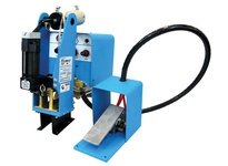 "SM1700 Air Tool With Automatic Cut Off And Foot Control Use With Band-It 5/8"" Center Punch Clamps"