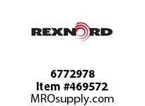 REXNORD 6772978 G2FDBZC163 163.DBZC.CPLG CB TD