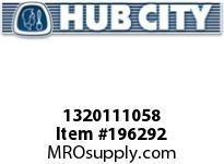 HUBCITY 1320111058 B250X2-1/4 BEARING INSERT