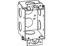 Orbit GB-1 1-G GANGABLE SWITCH BOX 2-1/2^ DEEP