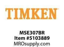 TIMKEN MSE307BR Split CRB Housed Unit Component