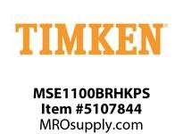 TIMKEN MSE1100BRHKPS Split CRB Housed Unit Assembly