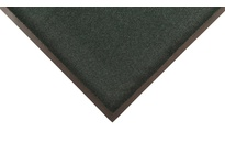 NoTrax 131S0310GN 131 Dante 3X10 Hunter Green Dante is made with a densely tufted cut-pile Decalon construction that is a step above the look-alikes and provides much greater moisture retention. 24 ounces of tufted yarn per square yard make
