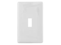 HBL_WDK NPS1W WALLPLATE 1G TOG SNAP-ON WHITE
