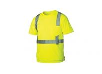 Pyramex RTS2110X3 Hi-Vis Lime T-Shirt - Size 3X Large