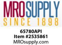 MRO 65780API 3^ Black API Line Coupling