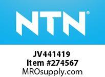 NTN JV441419 CYLINDRICAL ROLLER BRG