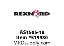 REXNORD AS1505-18 AS1505-18 144948