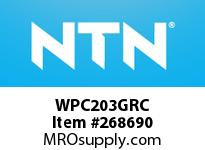 NTN WPC203GRC WIDE ADAPTER