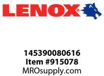 Lenox 145390080616 AUGER BITS-0080616 H8LONG 18X 3/8-0080616 H8LONG 18X 3/8- BITS-0080616 H8LONG 18X 3/8-0080616 H8LONG 18X 3/8-