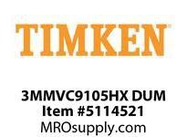 TIMKEN 3MMVC9105HX DUM Ball High Speed Super Precision