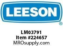LM03791 100HP 1800RPM ODP 404T 3PH 60HZ 230/460V