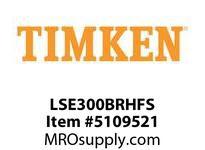 TIMKEN LSE300BRHFS Split CRB Housed Unit Assembly