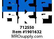 SKFSEAL 712550 HYDRAULIC/PNEUMATIC PROD