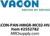 Vacon VACON-PAN-HMGR-MC02-HVAC Graphical keypad Option