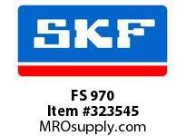 SKF-Bearing FS 970