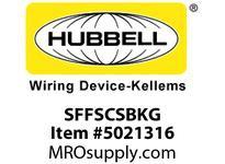 HBL_WDK SFFSCSBKG FIBER SNAP-FITFLSHSC SMPLXBKZIRCGY