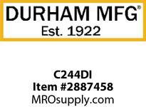 Durham C244DI IND SMALL CPT BOX 200B