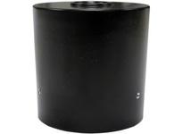 Orbit PPCA-BK 2^ DIA. ALUMIMUM CAP FOR PVC POST -BLACK