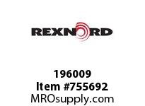 REXNORD 196009 2188K3*300 ST K3 P/C