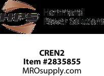 HPS CREN2 N2 ENCLOSURE ASSY C/W HRWR. Accessories