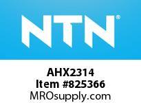 NTN AHX2314 Adapters