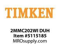 TIMKEN 2MMC202WI DUH Ball P4S Super Precision