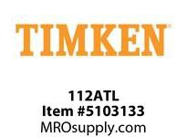 TIMKEN 112ATL Split CRB Housed Unit Component