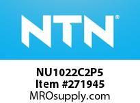 NTN NU1022C2P5 PRECISION CYLINDRICAL BRG