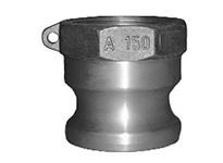 Jason A300A 3A AL ADAPTER X F NPT