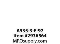 TBWOODS A535-3-E-97 SPACER CLS E MAX D = 97^