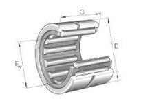 INA NK24/20 Precision needle bearing