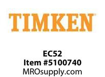 TIMKEN EC52 SRB Plummer Block Component
