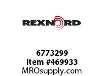 REXNORD 6773299 G4DBZB301 301.DBZB.CPLG CB SD
