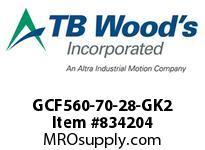 TBWOODS GCF560-70-28-GK2 CPL GCF560-70-28-GK2