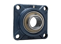 FYH UCF208EPL 40mm ND SS 4 BLT PLASTIC FLANGE