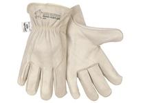 MCR 3224XL Road Hustler Premium Grain Driver Wing Thumb Sewn w/KEVLAR Rolled Leather Hem