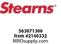 STEARNS 563071300 KIT-NEOP GSKT&ORING-87000 8069762
