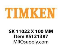 TIMKEN SK 11022 X 100 MM Housed Unit Sleeves and Accessories